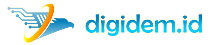 Logo Digidem – Digital Development and Monitoring Indonesia
